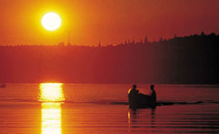 Northwestern Ontario's Sunset Country